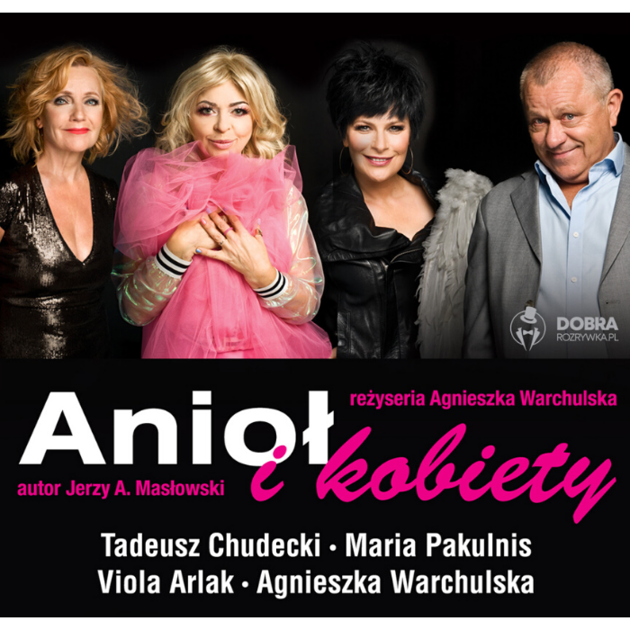 """Read more about the article """"Anioł i kobiety"""", czyli spektakl nieziemski!"""